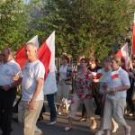 Dzień Flagi Rzeczypospolitej - Choroszcz, 2 maja 2012 r. Fot. Z. Andruszkiewicz