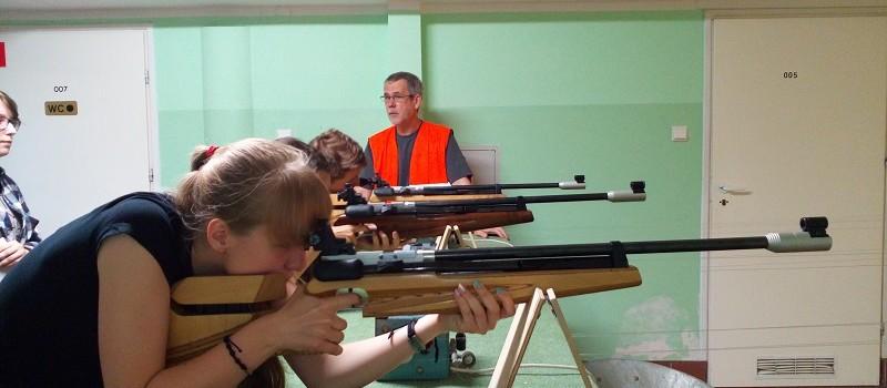 olimpiada szkolna strzelanie