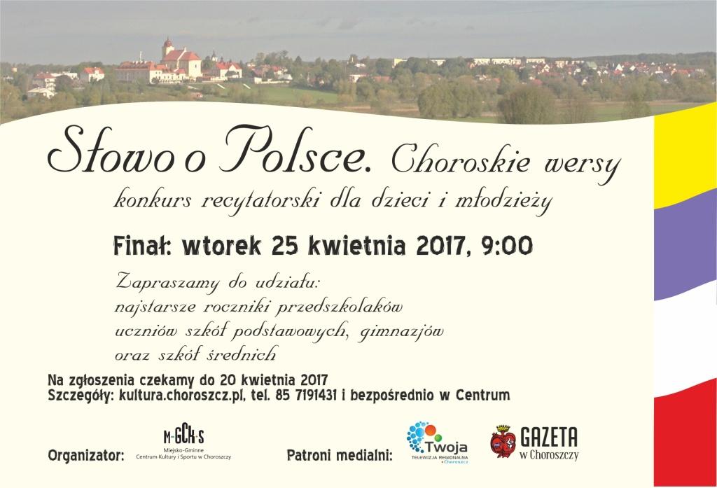 Słowo o Polsce 2017