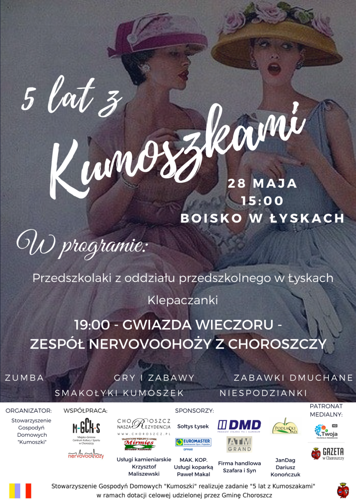 5 lat z Kumoszkami