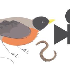 mała ilustracja ekogag