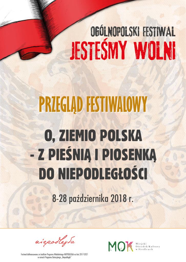 plakat - Przegląd Festiwalowy