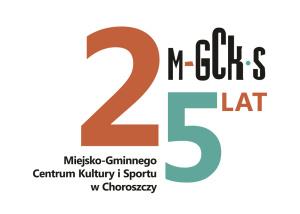logo 25 lat mgckis