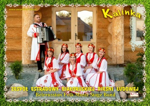 Kalinka - plakat