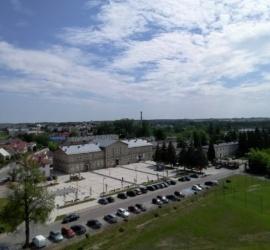 gok centrum boisko dron